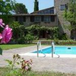 Sarteano, Tuscany - Nice Mansion With Park & Pool.